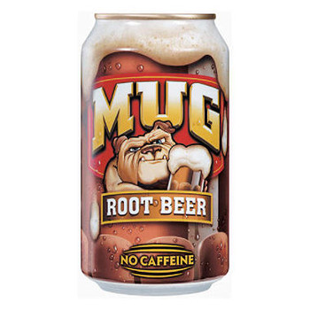 Mug Root Beer - 355ml Cans x 24 Pack