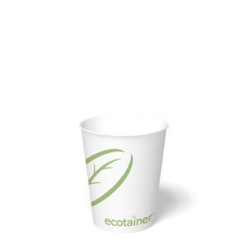 International Paper - SMRE-12 - 12 oz Ecotainer, Refresh Print, 12 oz Hot Paper Cups - 1000/cs