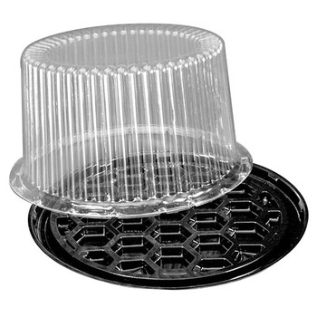 "D&W - G27 - 9"" 2-3 Layers Cake Dome Combo - 100/Case"