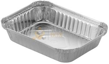 HFA - 4045-30-500 - 2 LB Oblong Foil Container - 500/Case