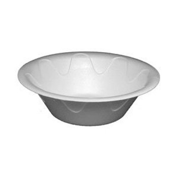 Darnel - DU5005501 - 5 oz Foam Bowl, White - 1000/case