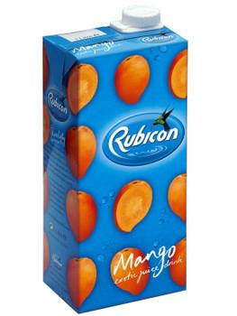 Rubicon - Mango Exotic Juice - 1L x 12 Pack