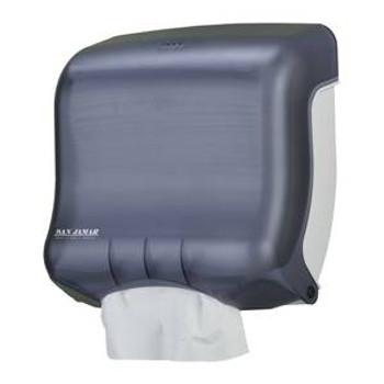 San Jamar - T1750TBK - Ultrafold™ Multifold/C-Fold Towel Dispenser, Black Pearl