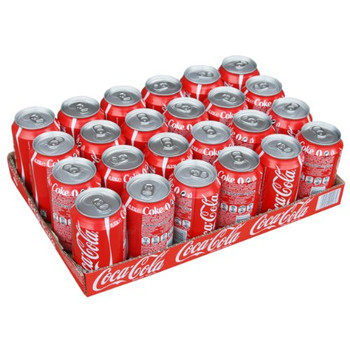 Coca Cola® - 355ml Cans x 24 Pack