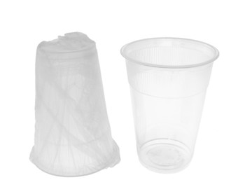 WNA - AP0900W - 9 oz Polypropylene Translucent Cup, Individually Wrapped, 1000/Case