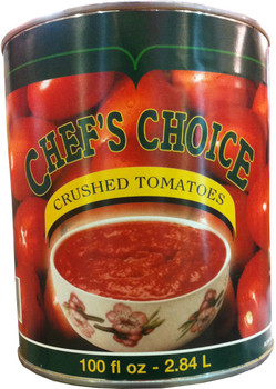Chef Choice - Crushed Tomato 6x100oz