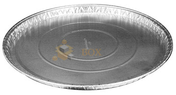 "HFA - 319-30-250 - 12"" Pizza Foil Pans- 250/Case"