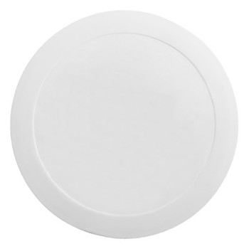 International Paper - LFRFF-12 - 12 oz Carte Blanc (White) Paper Lid - 500/cs