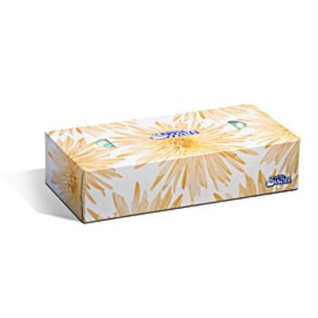 White Swan - 8300 - Facial Tissue 2ply 100/box 36/case