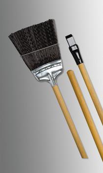 Marino - Vileda Pro - 135517 - Poly-Pro Switch Broom With Stiff Brown C#134514 - 1/Each