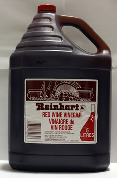 Reinhart Foods - Red Wine Vinegar 5L