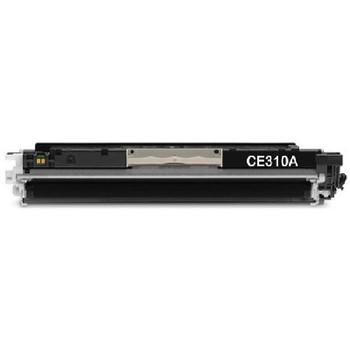 HP CE310A, Compatible Black Toner Cartridge, New