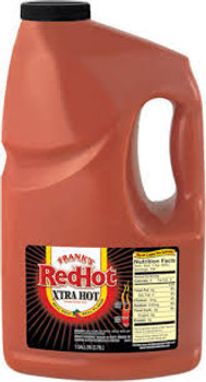 Frank's - Red Extra Hot Cayenne Sauce 2 x 3.78L