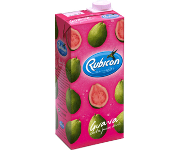 Rubicon - Guava Exotic Juice - 1L x 12 Pack