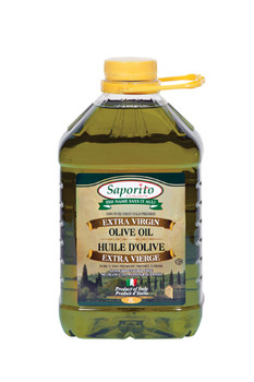 Saporito - Extra Virgin Olive Oil 3L