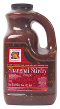 ED Smith - SCM Shanghi Stirfry Sauce 2  x 3.7L