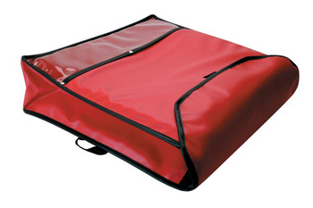 "JR - 30968 - Pizza Delivery Bag 20"" Red"