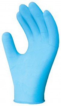 Ronco -Nitech Blue Gloves Powder Free Medium 1x100