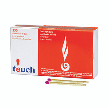 Touch - 70-110-InnerPack - Kitchen Match Box 250S - 1/Pack