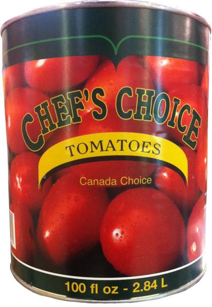 Chef Choice - Whole Tomato 6x100oz