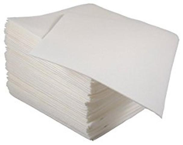 "Mayfair - 1516FP - Flat Pack, 15""x16"" Linen Like, Airlaid Napkins, 1000/case"
