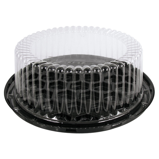 """D&W - G20 - 7"""" 1-2 Layers Cake Dome Combo - 100/Case"""