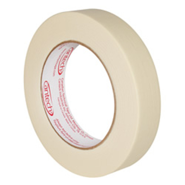 Cantech - 107-00 - 24mm x 55m General Purpose Masking Tape 36 Rolls/Case