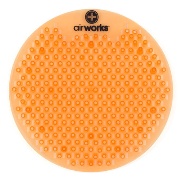 Air Works - Urinal Screen Citrus Grove (AWSFUS231-BX) 10/Box