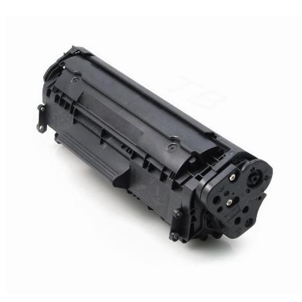 Compatible HP 12X - Q2612X Black Toner Cartridge High Yield
