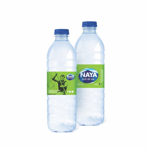 Naya - Spring Water - 600mL x 20 Pack