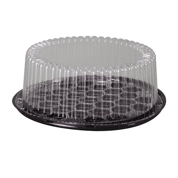 """D&W - G22 - 8"""" 1-2 Layers Cake Dome Combo - 100/Case"""