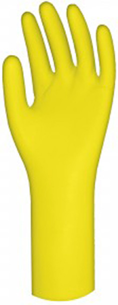 Ronco - 15-332-10 - Yellow Long Latex Gloves 15mil 12 X-Large 1x12 Pairs