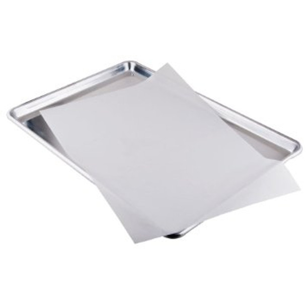 "Amber - 14.5""X20.5"" - Silicon Parchment Paper - 1000/pack"