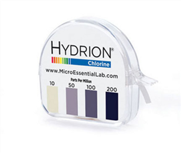 Hydrion (9800) Spectral 0-14 Plastic pH Strip