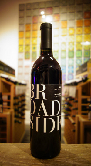 Broadside Merlot