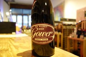 BK Wines, Adelaide Hills Pinot Noir Gower (2013)