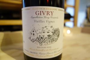 Laurent Parize, Givry Vieilles Vignes (2016)