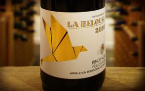 Domaine de l'Echelette, Bourgogne Rouge La Belouse (2016)