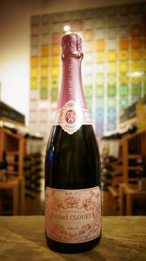 André Clouet, Champagne Brut Rosé