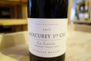 Domaine Brintet Mercurey 1er Cru