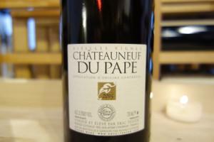 Texier, Châteauneuf-du-Pape Vieilles Vignes Blanc (2015)