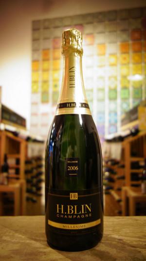 H. Blin Champagne 'Millesime'