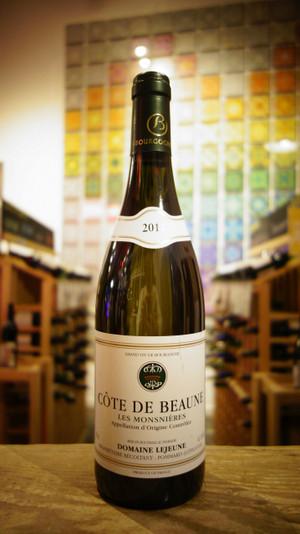 """Dom. Lejeune Cote de Beaune """"Les Monsnieres"""""""