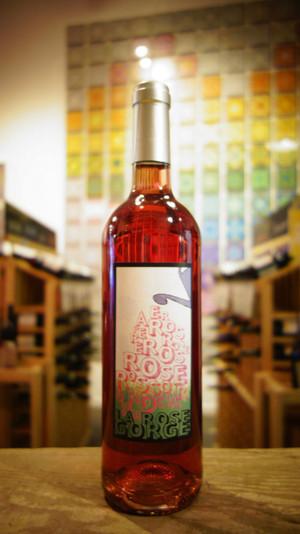 Bernard Vallette, Vin de France La Rosé Gorge