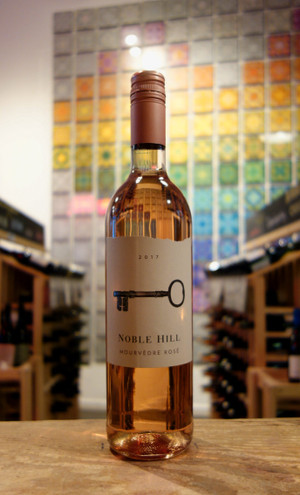 Noble Hill, Simonsberg-Paarl Mourvèdre Rosé