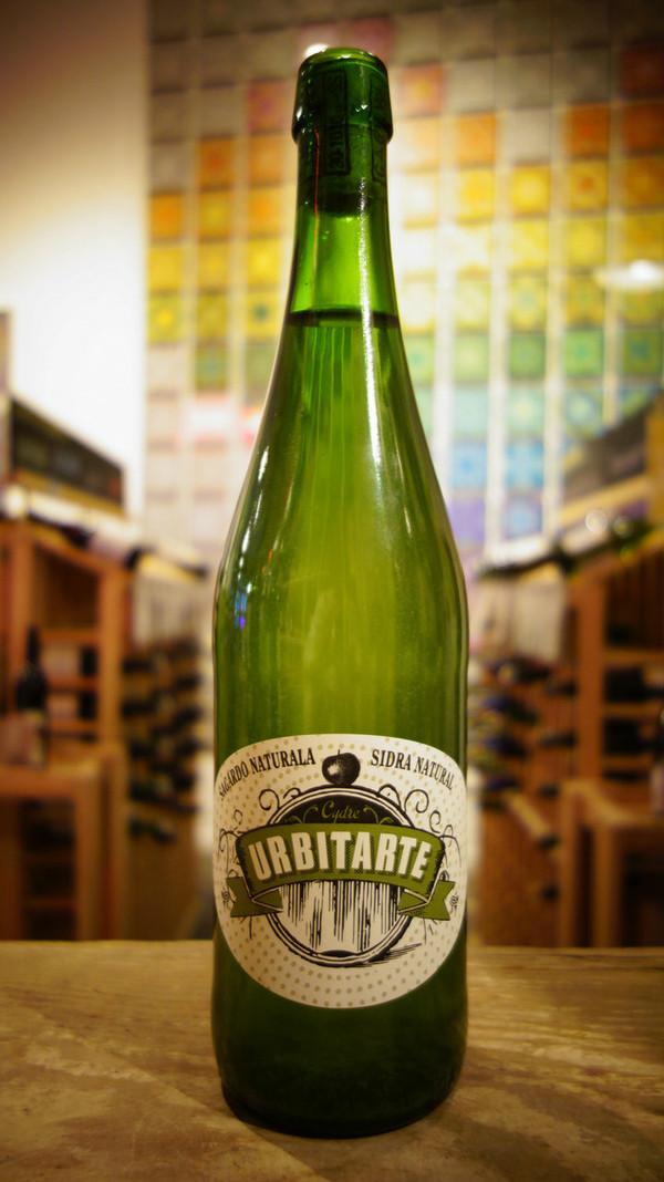 Urbitarte Cider