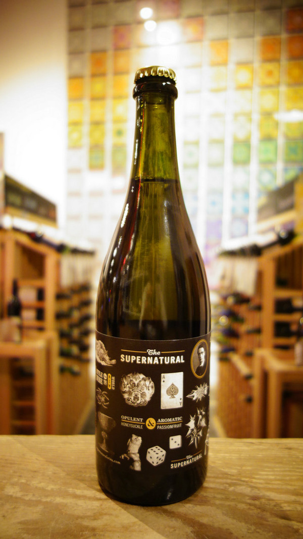 "Supernatural Wine Co. ""The Supernatural"" 2014"
