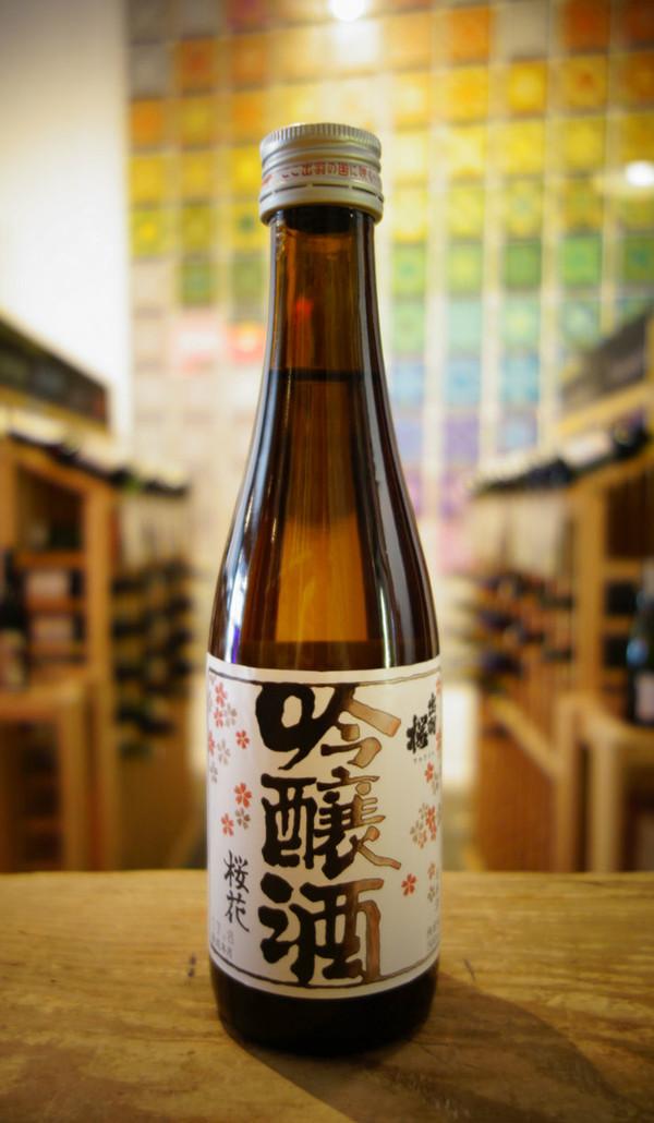 Dewazakura Oka Ginjo Sake 300 ML