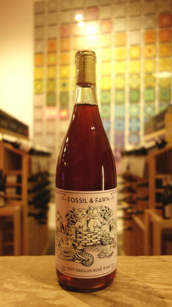 Fossil & Fawn Pinot Noir Rosé Silvershot Vineyard