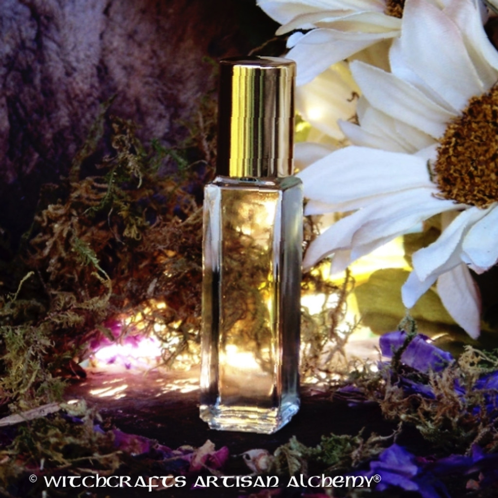 MYSTIC MOON Witchcrafts Artisan Alchemy Roll-On Perfume Oil